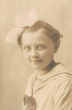 German sailor girl
