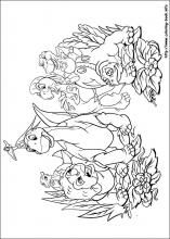 land before time coloring pages free - Google Search
