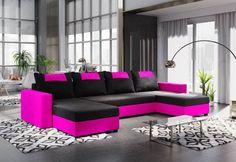 Rozkladacia sedacia súprava do U STAR Sofas, Outdoor Furniture Sets, Outdoor Decor, Colours, Home Decor, Form, Elegant, Decorative Throw Pillows, Closet Storage