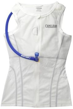 Camelbak Racebak Women's 70 Oz Hydration Pack Small White/Silver
