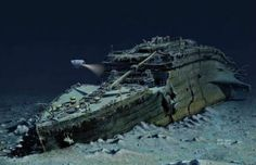 20 Strange Underwater Images Of The Titanic In 2018 Rms Titanic, Titanic Wreck, Titanic Underwater, Underwater Images, American Revolutionary War, American Civil War, American History, Story Of Titanic, Titanic History