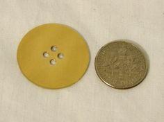 #Brass #Stamping #Blanks Large #Button 1 Inch 24ga Pkg Of 4 #handmade #thecraftstar $2.99