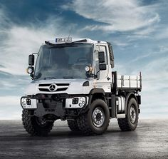 Unimog...just a lift kit to finish it off...