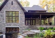 David Small Designs is an award winning custom home design firm. See a portfolio of our Copper Corner project