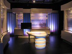 TV Studio Omroep Zeeland