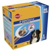 Pedigree C&t Dentastix Large Dog +25kg 56stk