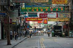 #3 Least Friendly ...Friendliest Cities  HongKong