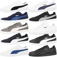 Puma Smash Schuhe diverse Modelle Retro Freizeit Sneaker Future Cat Drift  Unisex