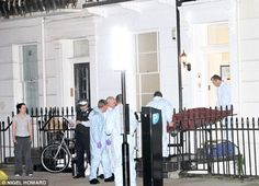Former Detective Chief Inspector Colin Sutton was the most senior officer on the scene when he arrived at Mr Williams' flat in Pimlico on August 23, 2010