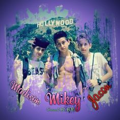 | Him  Mikey Fusco | Madison Alamia  | Jason Smith | To Be One | Hollywood |