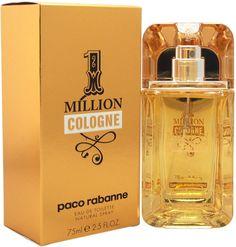 paco rabanne - 1 million cologne edt spray 2.5 oz.