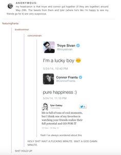 ahh tronnor if this is real ohmylordy but it might be photoshopped