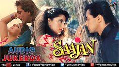 Saajan Full Songs Jukebox   Salman Khan, Madhuri Dixit, Sanjay Dutt  