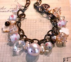 bracelet to necklace by adding an extender