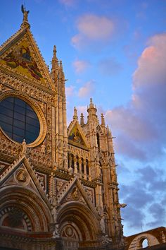 Cathedral di Siena, Italy