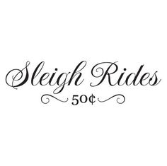 Sleigh rides are now closed for the season. Of course they will be back in the winter.