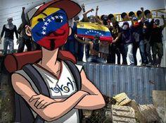 NO SOMOS OPOSICIÓN SOMOS RESISTENCIA / EN RESISTENCIA, NADIE SE RINDE, NADIE SE ENTREGA. -  Venezuela Resistencia (facebook)