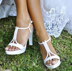 ScarpesposaTorino sandalo gioiello