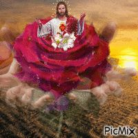 See the PicMix JESUS belonging to giurgead on PicMix. Jesus Christ Quotes, Jesus Christ Images, Cross Pictures, Jesus Pictures, Mary And Jesus, God Jesus, Beautiful Gif, Beautiful Flowers, Image Jesus