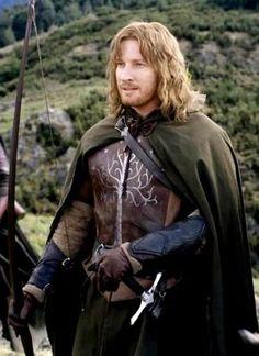 Faramir (Denethors II. Sohn) - Der Herr der Ringe Wiki - Wikia