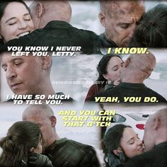 """""""I have so much to tell you"""" - Vin Diesel Gallery ( Fast And Furious Memes, Fast Furious Series, Fast And Furious Cast, Furious Movie, Iconic Movie Characters, Iconic Movies, Great Movies, Fate And Furious 8, Vin Diesel Quotes"""