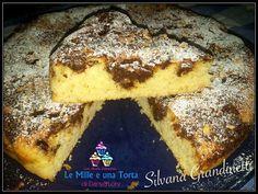 Torta super soffice, con Nocciole e Cioccolato RICETTA DI: SILVANA GRANDINETTI…