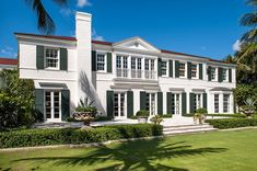 Regal Palm Beach Mansion – $32,000,000