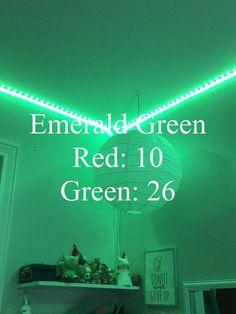 Led Room Lighting, Room Lights, Strip Lighting, Lighting Ideas, Led Light Strips, Led Strip, Cute Bedroom Decor, Cute Room Ideas, Led Diy
