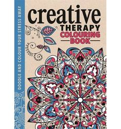 Unleash Your Creative Spirit With This Sophisticated Anti Stress Colouring Doodling And Drawing Book