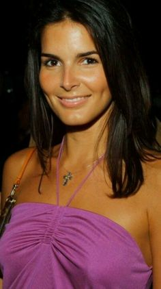 Always been a fav of mine- angie harmon