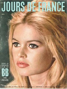 Brigitte Bardot - Jours de France n°358, 23 septembre 1961