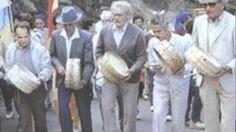 Folklore de La Gomera (Baile del tambor o tajaraste de La Gomera), via YouTube.