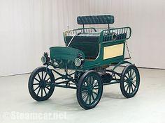 1902 Toledo Steam Runabout