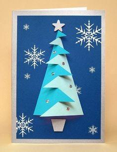 Cartão de Natal Belíssimo