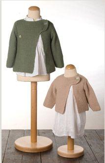 Patterns Kids :: Lia knits Love this sweater! Un petit air de Salzbourg