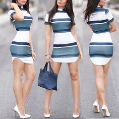 Color:as Pictuer. Short Mini Dress, Outerwear Women, Winter Looks, Evening Party, Casual Shorts, Bodycon Dress, Clothes For Women, Stylish, Dresses