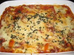 The Dairy Free Omnivore: Creamy ( And Still Dairy Free) Lasagna