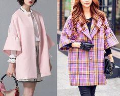 Pattern Instruction / Oversize jacket