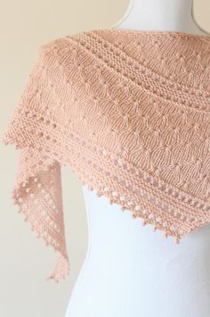 Gum Blossom Knitting pattern by Meg Gadsbey. Find this beautiful, fingering weight, lace pattern at LoveKnitting!