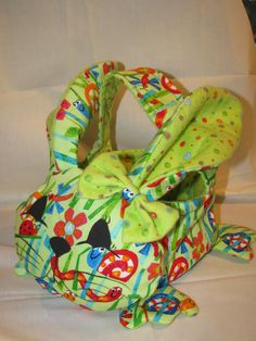 hand made bunny baskets, Perfect for Easter & Baby showers! all custom made to order!! Etsy.com (Heatherjohnson102) only $25