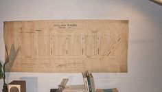 1925 Original Map of Staten Island Street by PositiveSpaceDesigns, $75.00