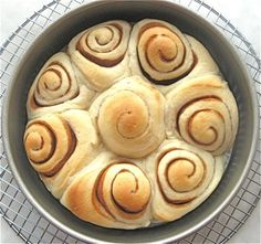 Recipe: Now or Later Cinnamon Buns