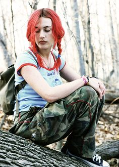 Kate Winslet. Eternal Sunshine of the Spotless Mind