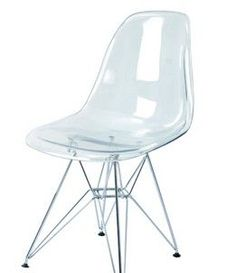 mid century eiffel dining arm chair clear accent chairs