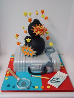 spy cakes - Bing Images