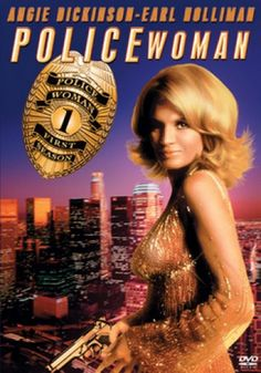 Police Woman: The Complete First Season DVD |TV Shows and Classic Movies on DVD & Video | TCM Store 70's TV show Angie Dickinson