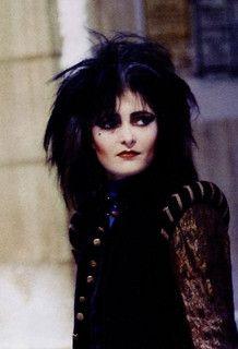 Siouxsie Sioux circa 1982.