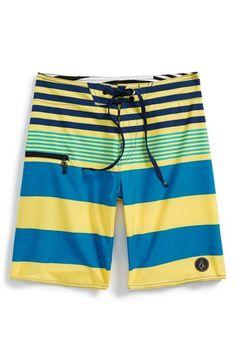 Volcom 'Lido Tito' Board Shorts (Toddler Boys, Little Boys & Big Boys) available at #Nordstrom