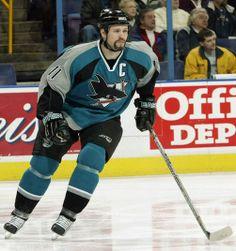 Owen Nolan - San Jose Sharks