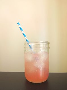 Rosemary Lemon Rhubarb Spritzer | Recipe | Lemon, Sparkling Punch and ...